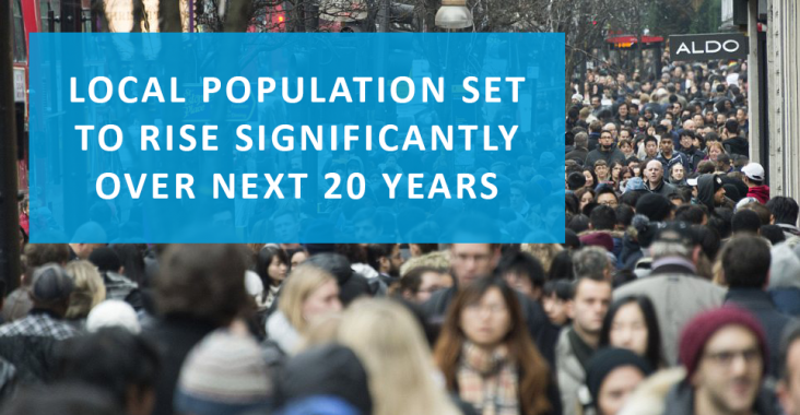 Local Population Set To Rise