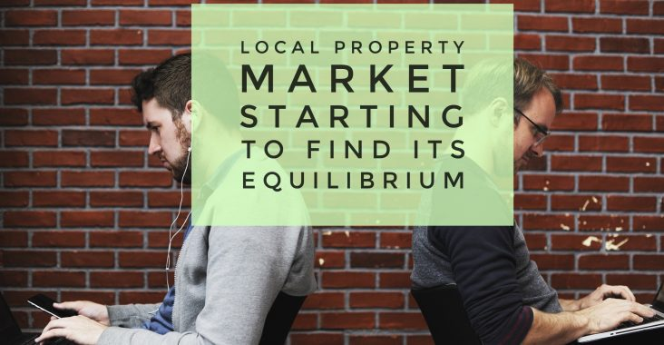 Local Property Market Starting To Find Its Equilibrium