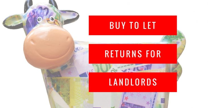 Buy to let returns for landlords