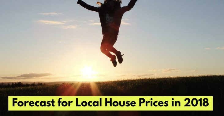 Forecast For Local House Prices In 2018